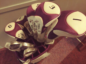 Brand New ladies golf set. Great for Christmas.