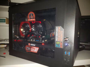 TecHeal Xtreme AMD Ryzen Gaming PC Ryzen 1500X, 8GB, GTX 1060