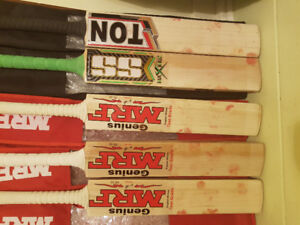 Cricket bat for sale knocked ready to play