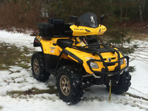2007 can am 800 outlander