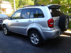2004 Toyota Rav4 - All Wheel Drive