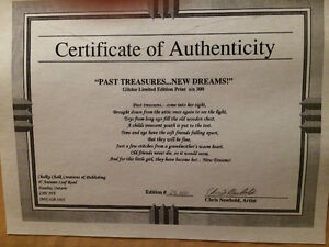 Framed Print with Certificate of Authenticity