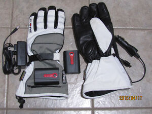 Ladies Heated Gloves