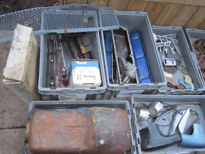Ford Parts. Large Collection. Garage Clean out 1965-1970 Mustang Kitchener / Waterloo Kitchener Area image 5