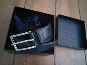 New Prada Leather Belt Kitchener / Waterloo Kitchener Area image 2