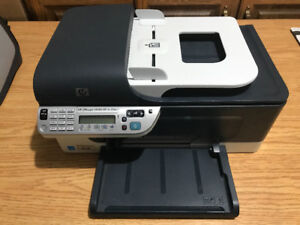HP Office Jet J4680 All-In-One Printer
