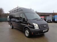FORD TRANSIT 2.2 TDCi (125PS) | JUMBO - XLWB | 1 OWNER | AIR CON | CRUISE | 2011