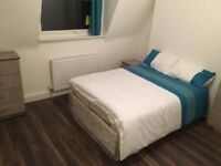 2 LARGE double room NEAR STRATFORD station ZONE 2