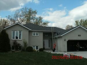 ROOF SPECIALIST SHINGLE & FLATS REPAIRS STARTIG & 150 Windsor Region Ontario image 10