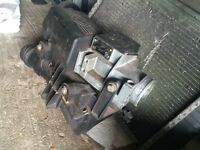 BMW e30 2.0 airbox with MAF