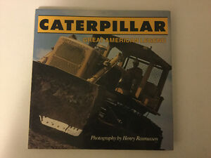Caterpillar- Great American Legend Tractor Crawler Dozer D2 D5B