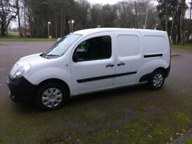 Renault Kangoo Maxi 1.5dCi Crew Van 5 Seats 2012 62 Panel Van