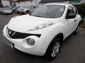 Nissan Juke 1.6 16v Visia 2011, Excellent Condition, FSH. 6 MONTH WARRANTY,