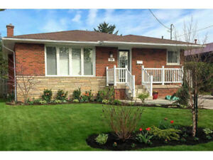 Amazing bungalow for rent on Hamilton Mountain