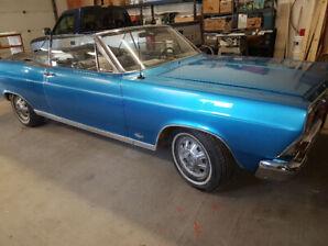 1966 Ford Fairlane 500 xl convertable