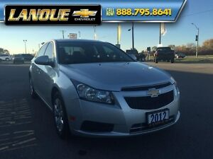 2012 Chevrolet Cruze LT Turbo   UNBELIEVABLE YEAR END CLEARANCE  Windsor Region Ontario image 7