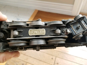 Lionel O27 train set late 1940's to early 1950's