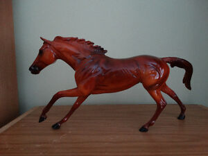 Breyer horse - glossy Affirmed