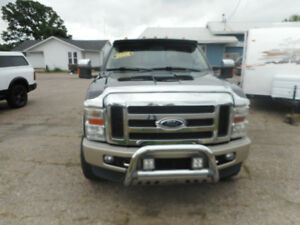 2008 FORD SUPER DUTY F250 LARIAT