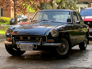 Mint 1970 MGB GT - Amazing condition
