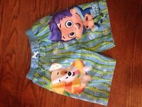 Bubble Guppies shorts/trunks