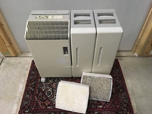 Bionaire W-6 Humidifier + 2 New Filters