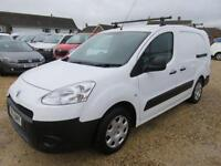 2013 13 PEUGEOT PARTNER 1.6 E-HDI SE L2 750 LWB WITH WATER FED POLE WINDOW CLEAN