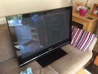 "Panasonic TV 32"" plasma HD READY"