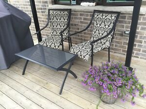 Hampton bay patio set