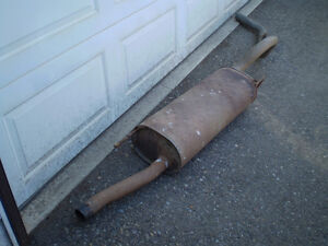 2004 Ford F150 OEM Muffler/Tailpipe