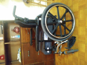 "18"" NRG+ Maple Leaf WheelChair"