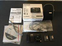 Panasonic lumix tz40 digital camera