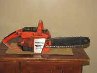 Little Reminton Chain saw