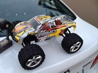 I will buy you rc trucks and boats