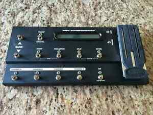 Line 6 FBV Shortboard – Pedal board effects – Line 6 amplifier