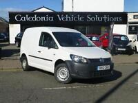 2012 Volkswagen Caddy 1.6 TDI BlueMotion Tech C20 Panel Van 4dr