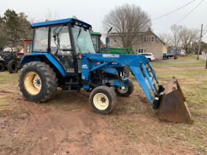 ford new holland 4630