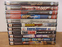 PS2 Games - List & Prices
