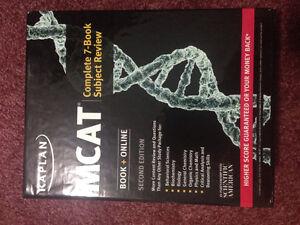 MCAT BOOKS - Kaplan 7 book review, TPR workbooks