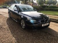 BMW 525d m sport auto full loaded Px welcome Mercedes BMW audi