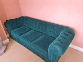 Chesterfield Sofa NOW SOLD