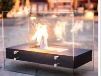 Bio ethanol fire