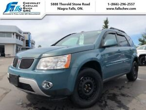 2008 Pontiac Torrent 4DR FWD  LOCAL TRADE,NO ACCIDENTS,REMOTE ST