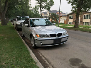 2003 BMW 325 XI AWD Are you ready for winter?