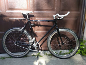 Spectacular ZF single speed bike - never used - great deal
