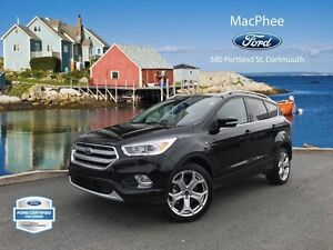 2017 Ford Escape Titanium  1.9% Interest Rate