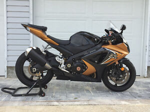 2008 Suzuki GSXR 1000  for sale