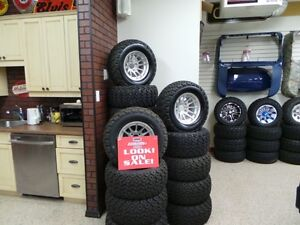 GOLF CART 12INCH LOW PROFILE WHEEL AND TIRE PACKAGE Belleville Belleville Area image 4
