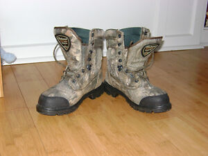 Insulated LaCrosse Camo Winter Boots