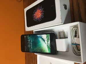Brand new in the box Iphone se 16gb